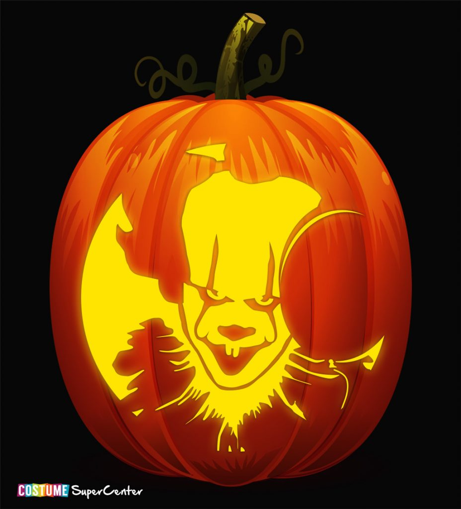 Jason Pumpkin Stencil Free Printable Halloween - 17.3.ybonlineacess.de • - Free Printable Scary Pumpkin Patterns