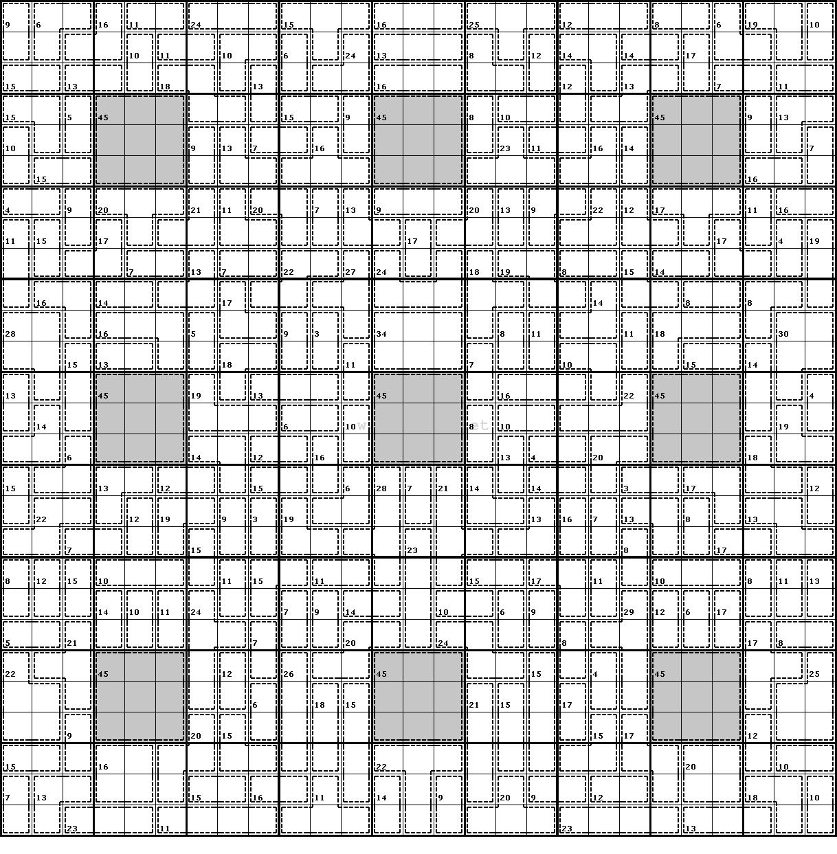 Killer Sudoku Online - Ecosia - Killer Sudoku Free Printable