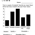 Kindergarten Bar Graph Worksheet Printable | Stuff For The Kids   Free Printable Graphs For Kindergarten
