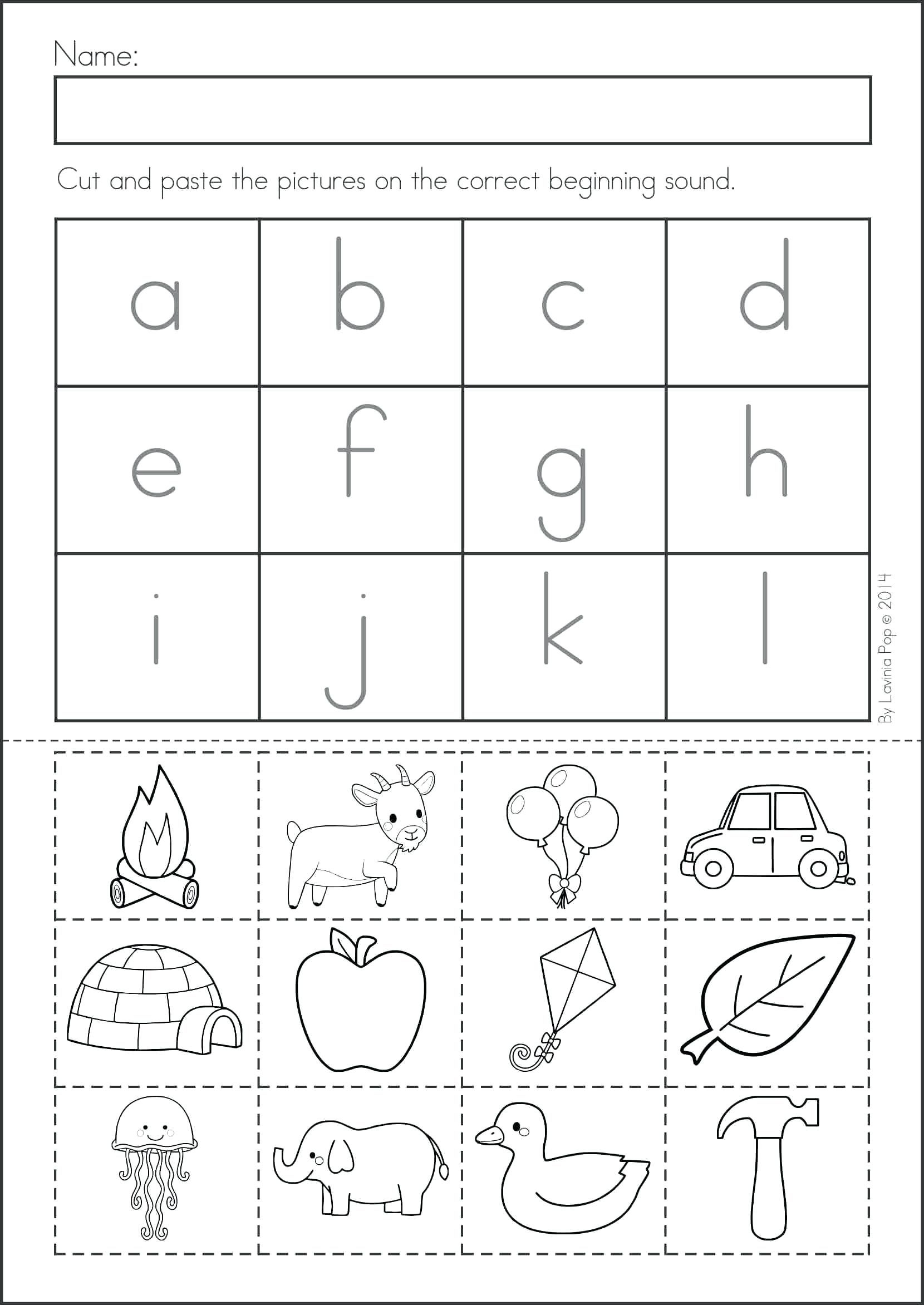 Kindergarten Kindergarten Cut And Paste Worksheets Switchconf - Free Printable Kindergarten Worksheets Cut And Paste