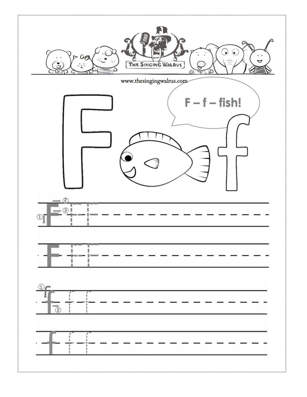 Kindergarten Letter Worksheets – With Free 4Th Grade Math Also Abc - Free Printable Alphabet Worksheets For Kindergarten