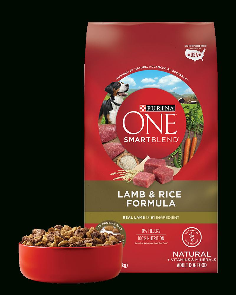 Lamb & Rice Natural Adult Dog Food   Purina One® - Free Printable Coupons For Purina One Dog Food