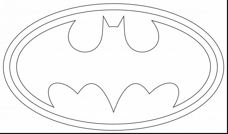 Free Printable Batman Coloring Pages