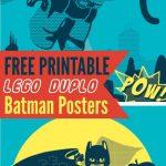 Lego Batman Free Printables! | Bloggers' Fun Family Projects   Free Printable Lego Batman