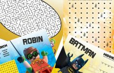 Lego Batman Movie Free Printable Activity Sheets | Lego Dc | Pinterest - Free Printable Lego Batman