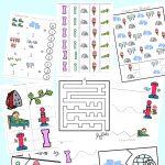 Letter I Worksheets + Activities For Preschool   Fun With Mama   Free Printable Activities For Preschoolers