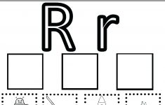 Letter R Worksheet For Kindergarten Letter R Worksheets Kindergarten – Free Printable Preschool Worksheets For The Letter R