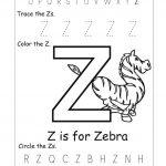 Letter Z Worksheets Printable | Reading // Sight Words | Pinterest   Letter Z Worksheets Free Printable