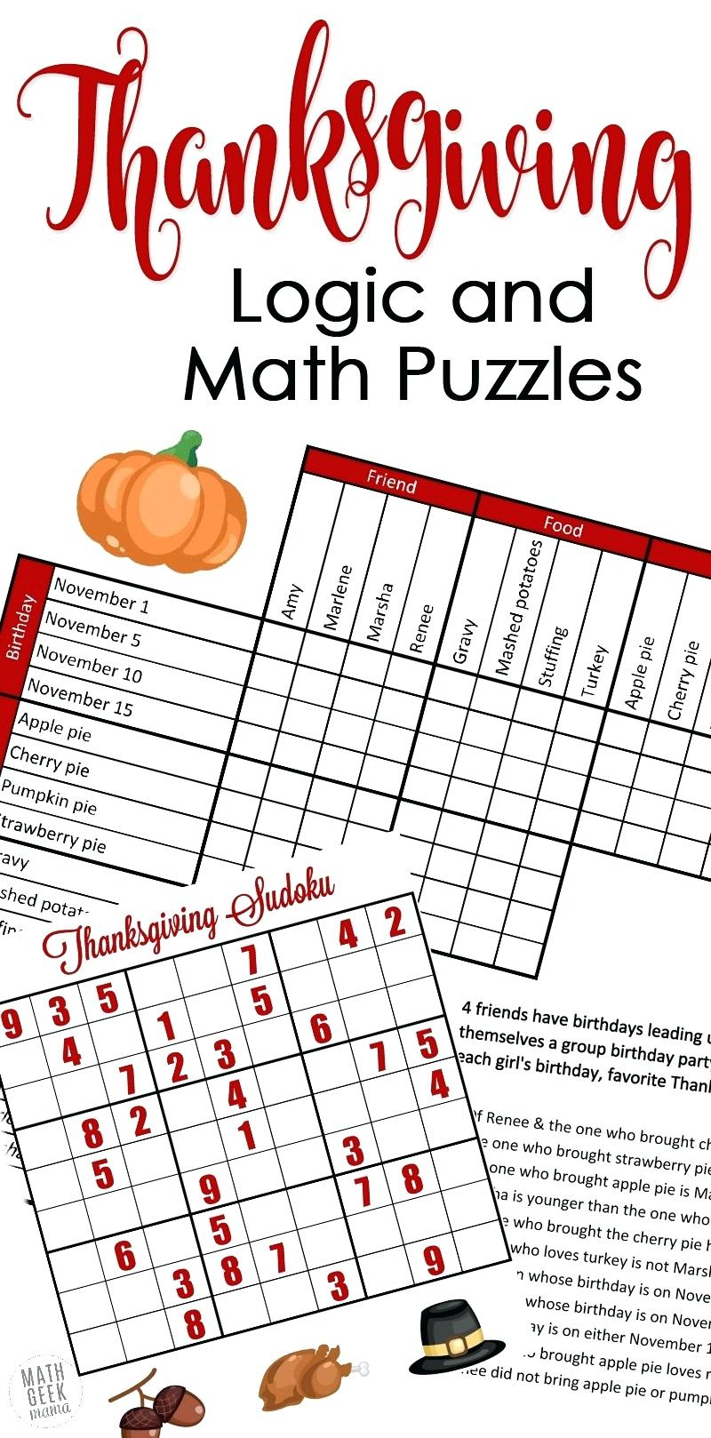 Logic Puzzles For High School It Logic Puzzles For High School - Free Printable Logic Puzzles For Middle School