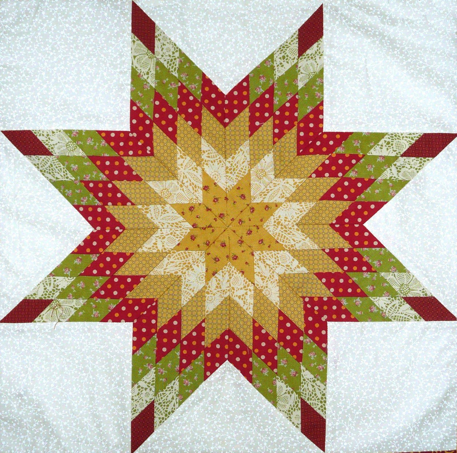 Lone Star Quilt Pattern Free Printable - Bing Images | Quilts - Quilt Patterns Free Printable