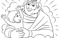 Free Printable Lord's Prayer Coloring Pages