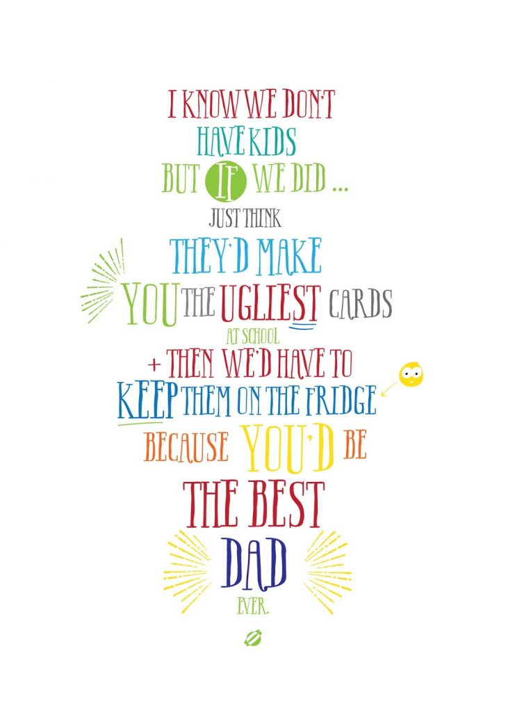Free Printable Fathers Day Poems For Preschoolers