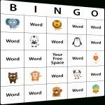 Make Custom Printable Bingo Cards | Bingo Card Creator   Free Printable Self Esteem Bingo