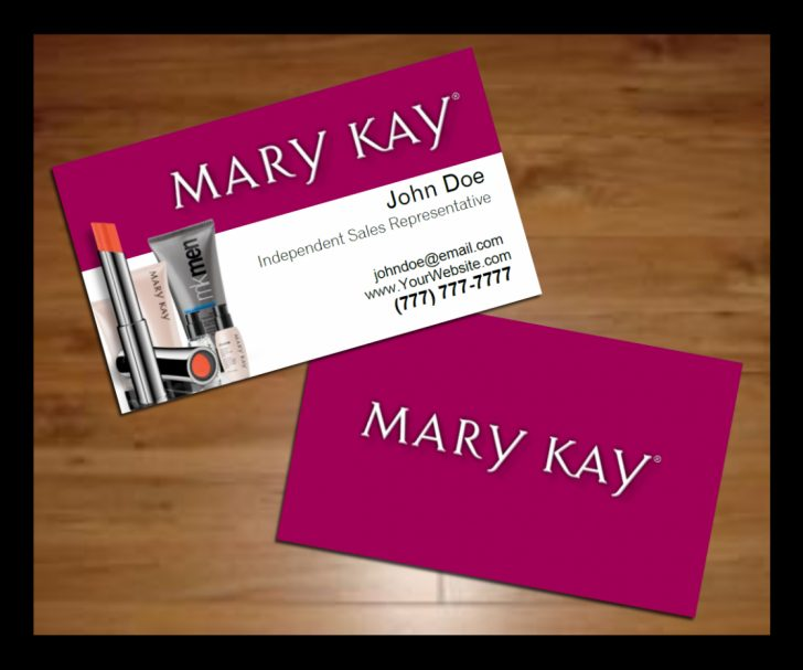 Free Printable Mary Kay Business Cards