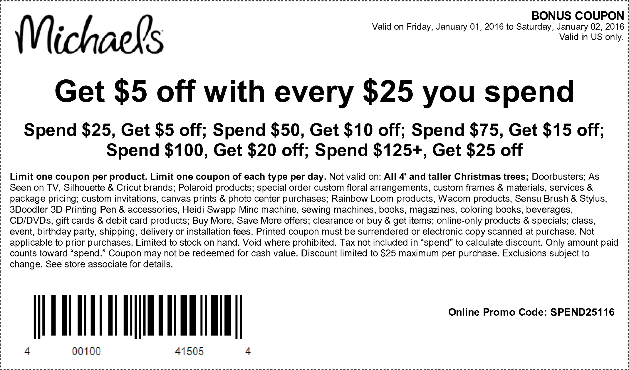 Michaels Coupons 2018 50 Off : Ninja Restaurant Nyc Coupons - Free Printable Michaels Coupons