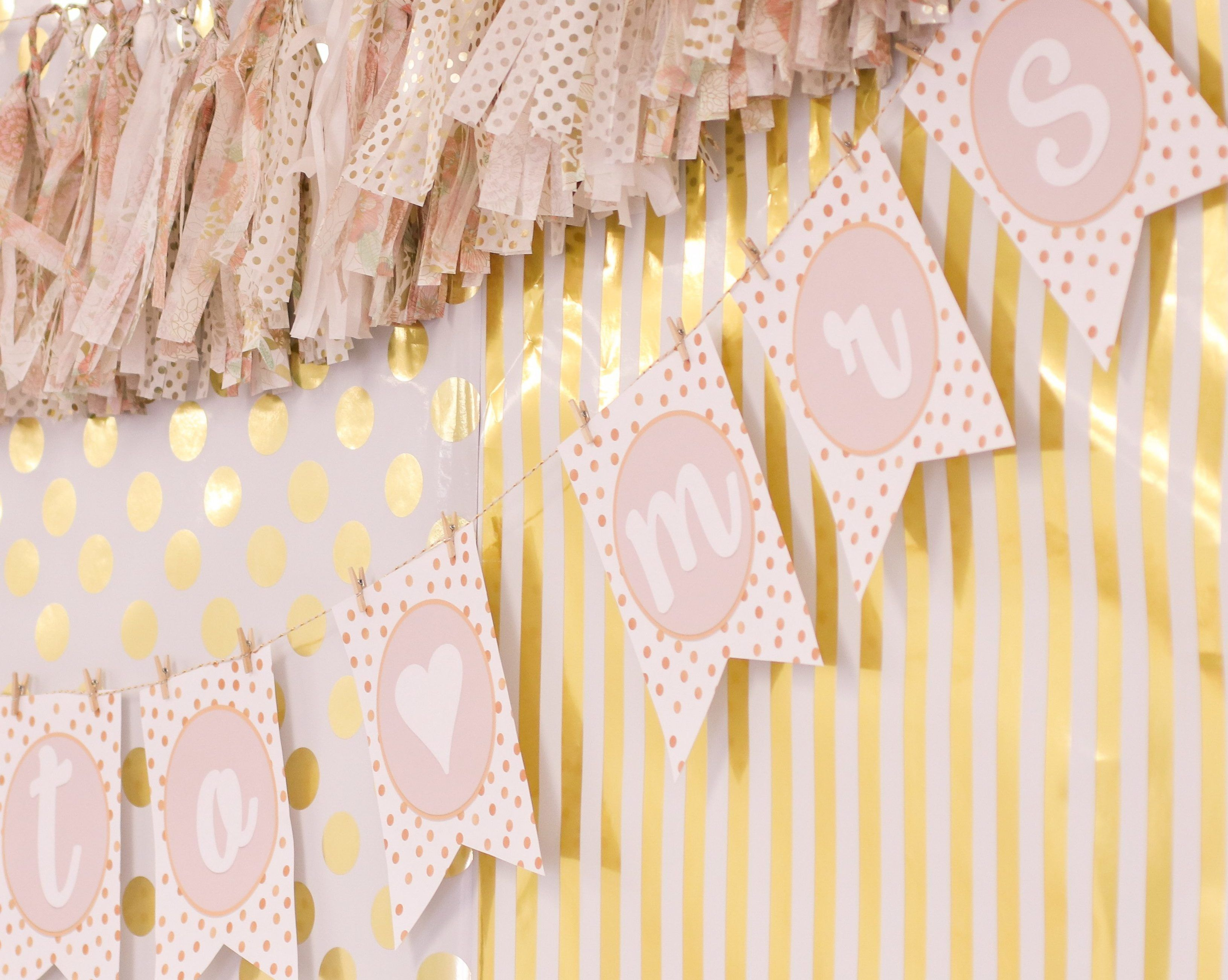 Miss To Mrs Banner - Free Printable | {Wedding Bells} | Pinterest - Free Printable Miss To Mrs Banner