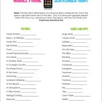 Mobile Phone Scavenger Hunt   Free Printable | A Fierce Flourishing   Free Printable Group Games