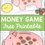 Money Activities For Second Grade   Primary Theme Park   Free Printable Money Activities