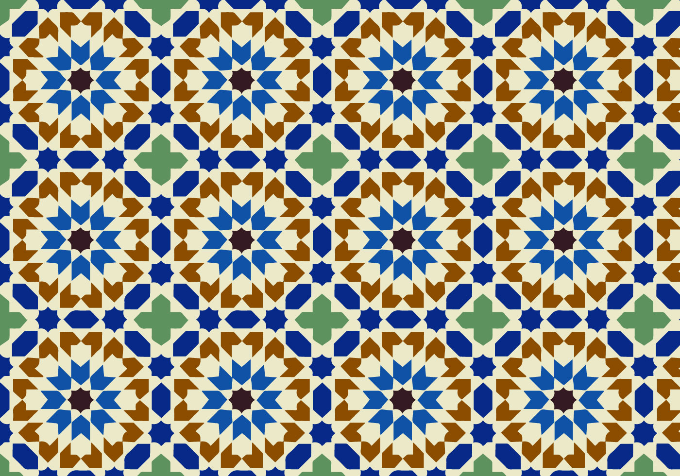 Moroccan Pattern Free Vector Art - (17207 Free Downloads) - Free Printable Moroccan Pattern