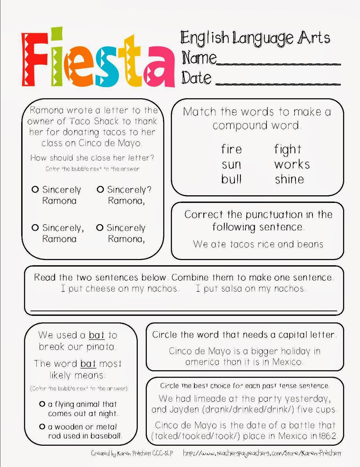 Mrs. Pritchett's Printables - Free Printable Snapwords