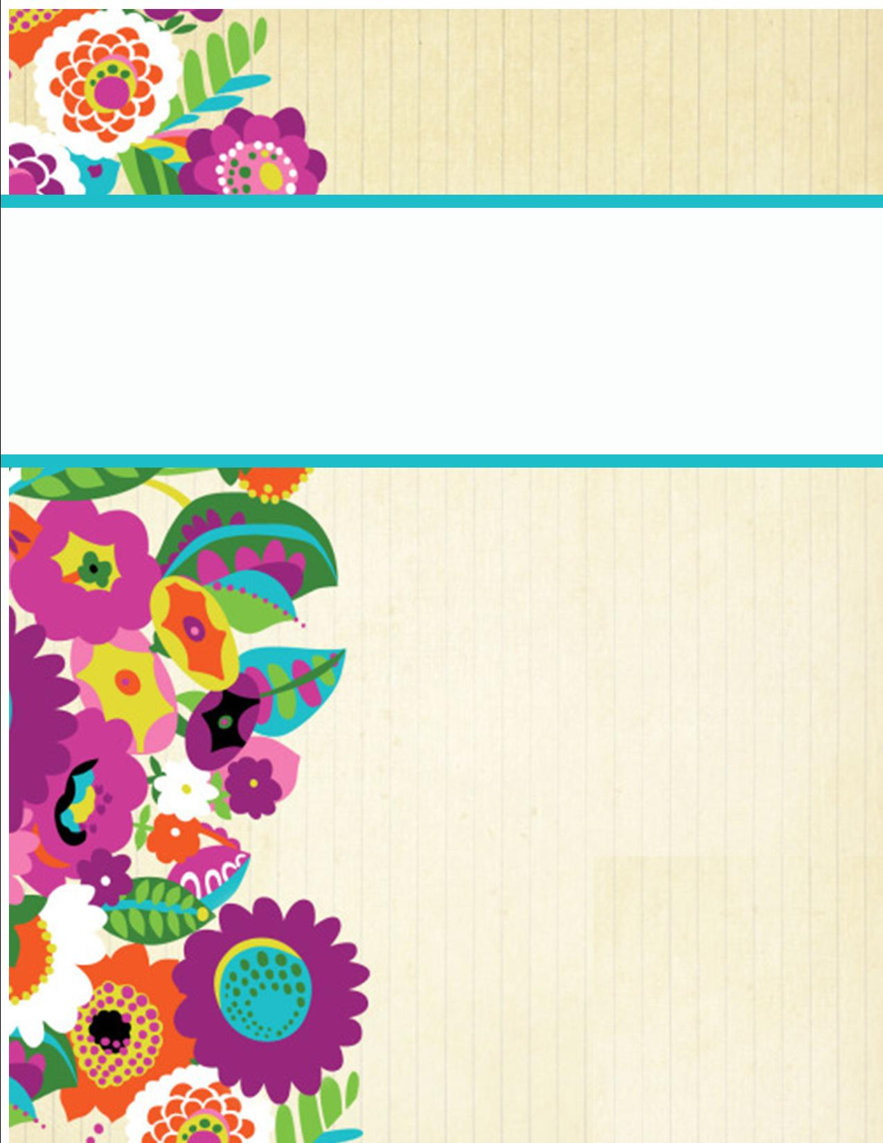 My Cute Binder Covers   Happily Hope - Cute Free Printable Binder Covers