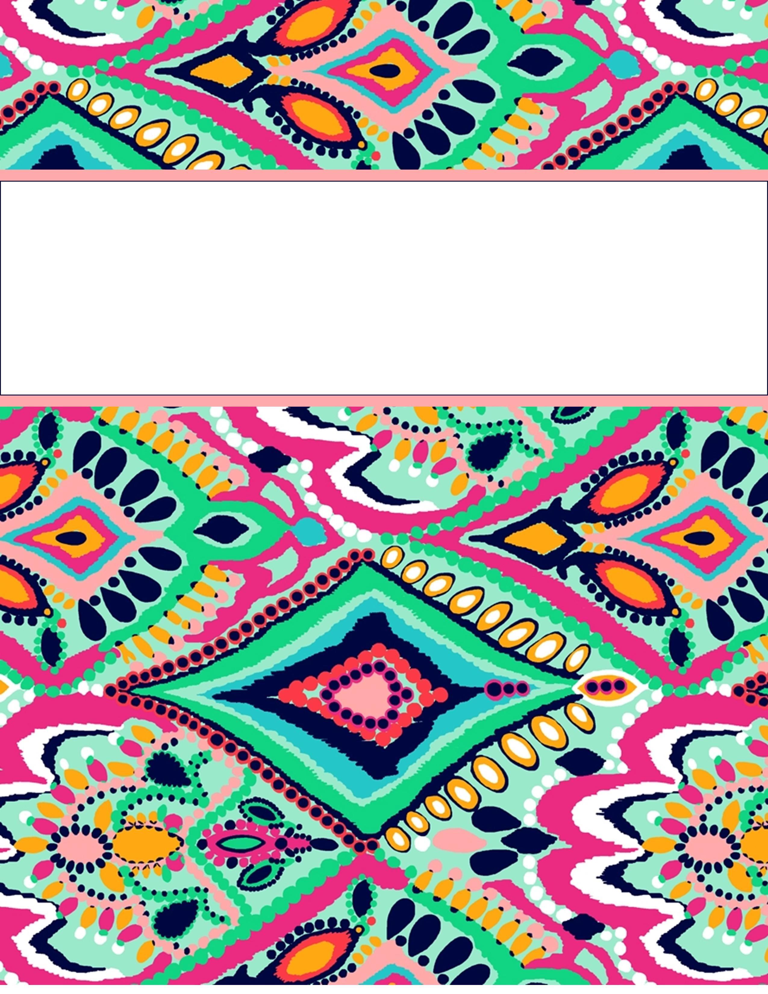 My Cute Binder Covers   Nursing School   Pinterest   Cute Binder - Free Printable School Binder Covers