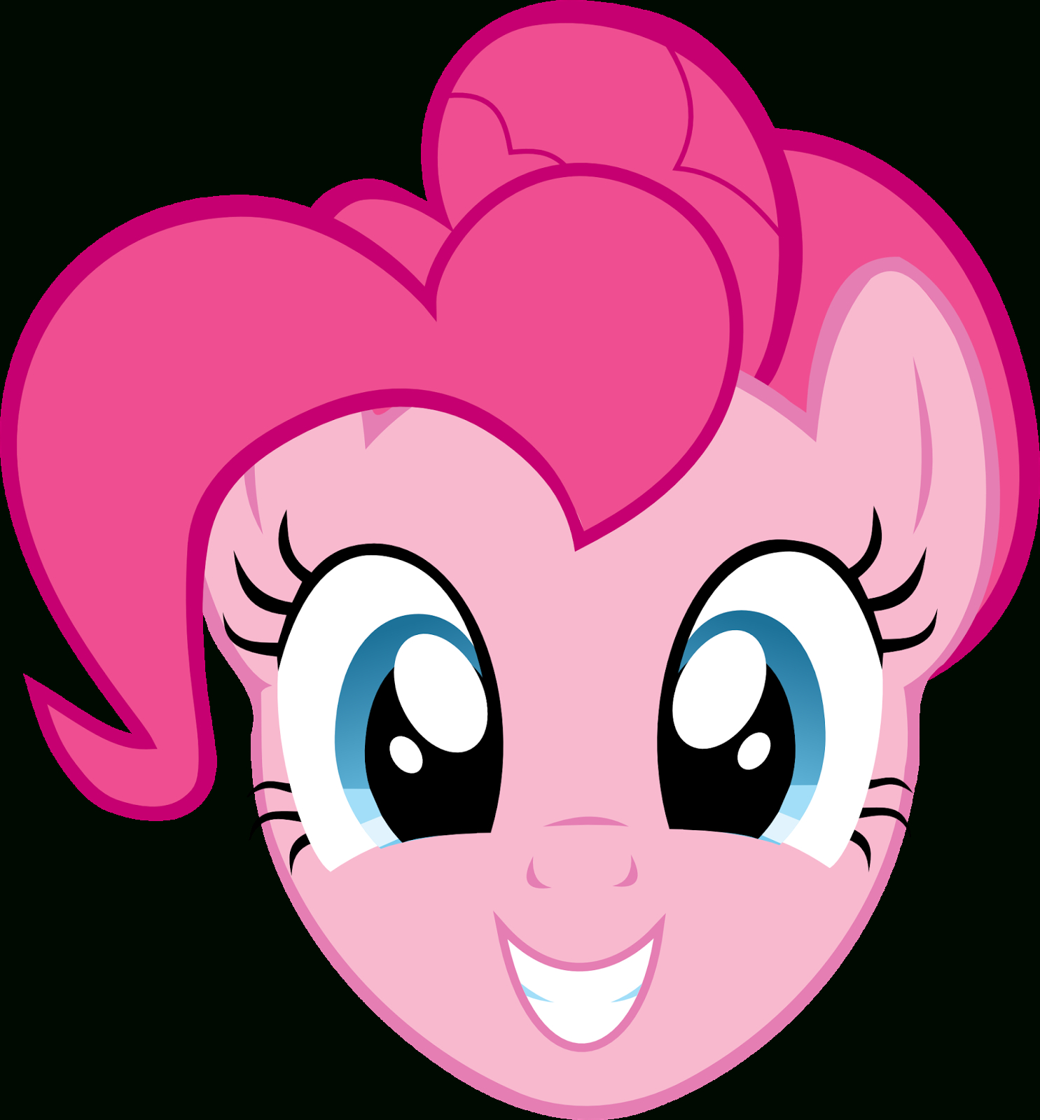 My Little Pony Free Printable Masks.   Oh My Fiesta! In English - Free My Little Pony Printable Masks