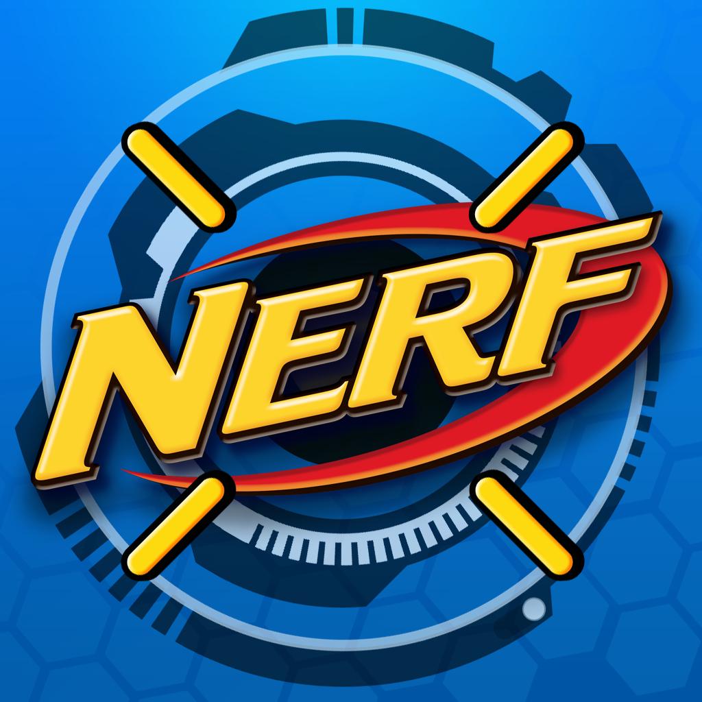 Nerf Symbol | Nerf Mission Ap P Ios / Games | Nerf Party - Free Printable Nerf Logo