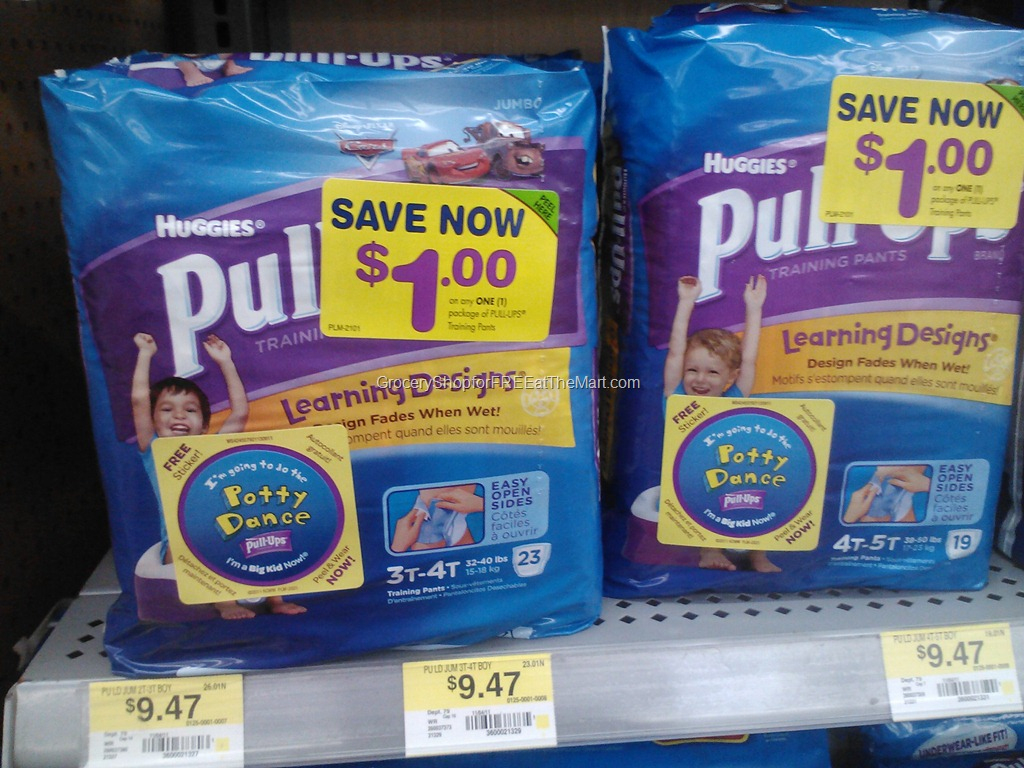 New High Value Coupon For Huggies Pull-Ups! - Free Printable Coupons For Huggies Pull Ups
