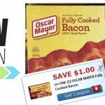 New Oscar Mayer Bacon Coupon   Moola Saving Mom   Free Printable Oscar Mayer Coupons