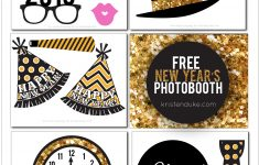 Free Printable 30Th Birthday Photo Booth Props