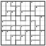 Observer Killer Sudoku | Life And Style | The Guardian   Killer Sudoku Free Printable