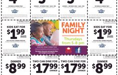 Old Country Buffet Coupons - $2 Kids, $5 Breakfast, $6 Lunch & More - Old Country Buffet Printable Coupons Buy One Get One Free