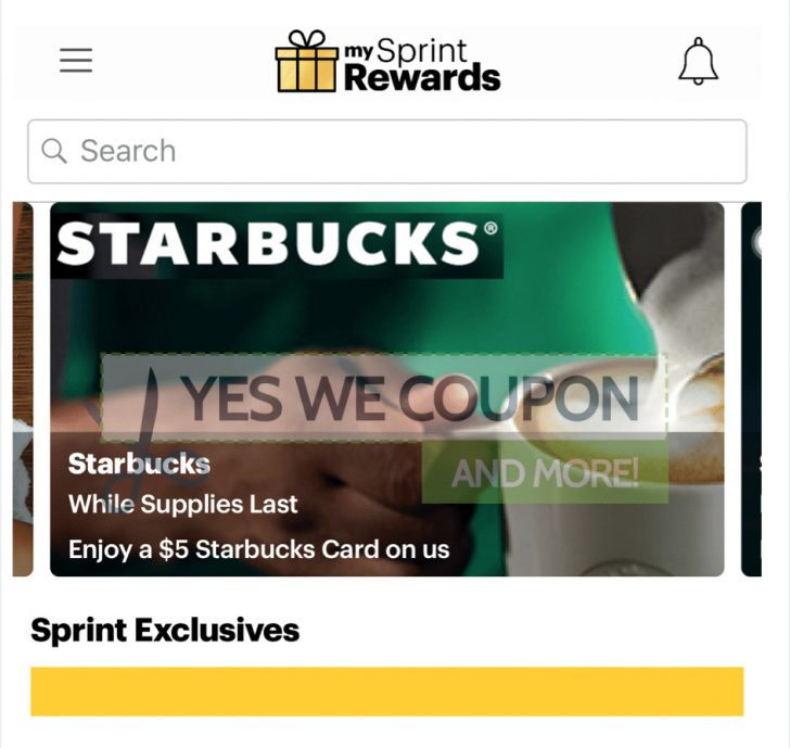 Free Starbucks Coupon Printable