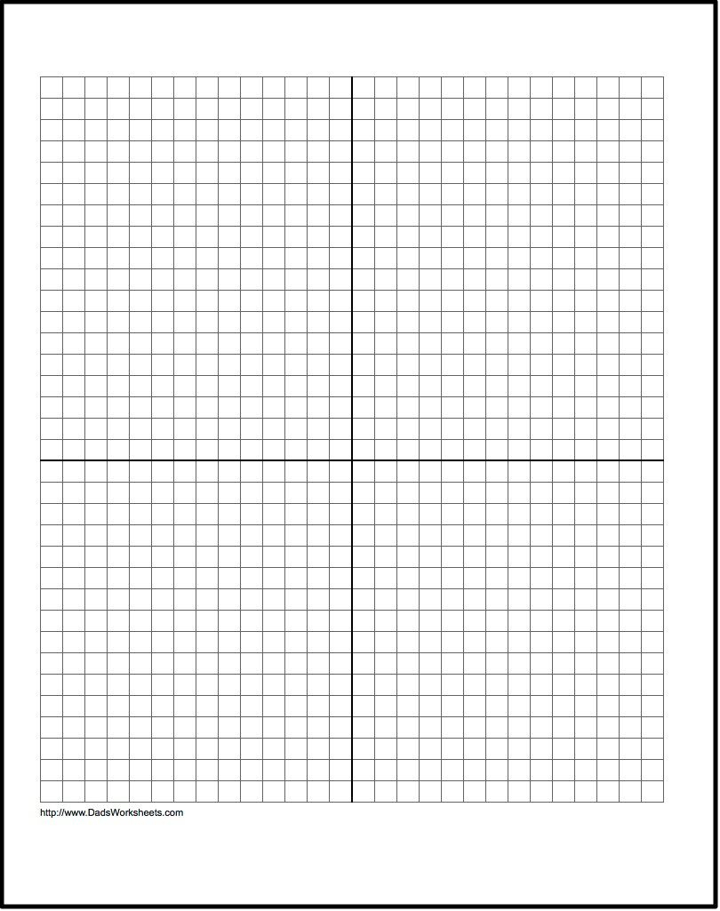 Our Free Printable Graph Paper Contains Both Metric And Customary - Free Printable Graph Paper 1 4 Inch