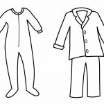 Pajamas Colouring Pages ( Page 2) | January Craft And Worksheets For   Free Printable Pajama Coloring Pages