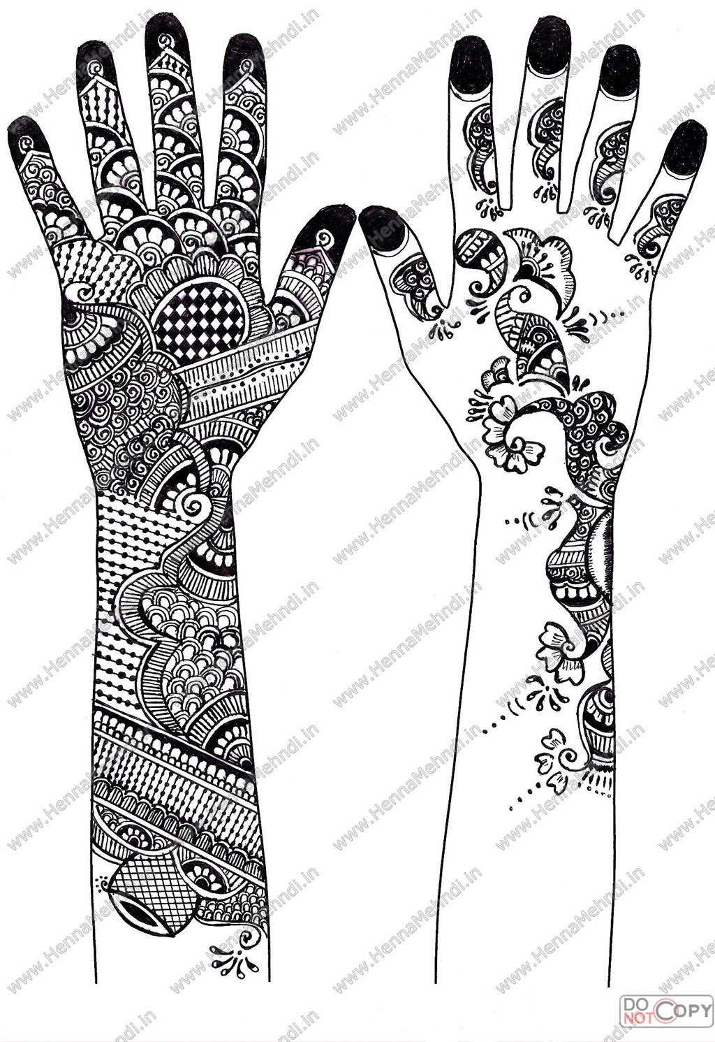 Pakistan Cricket Player Printable Henna Designs Indi On Lotus - Free Printable Henna Tattoo Designs