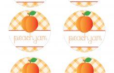 Free Printable Jam Labels
