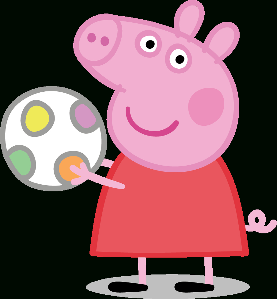 Peppa Pig Partner Toolkit - Peppa Pig Character Free Printable Images