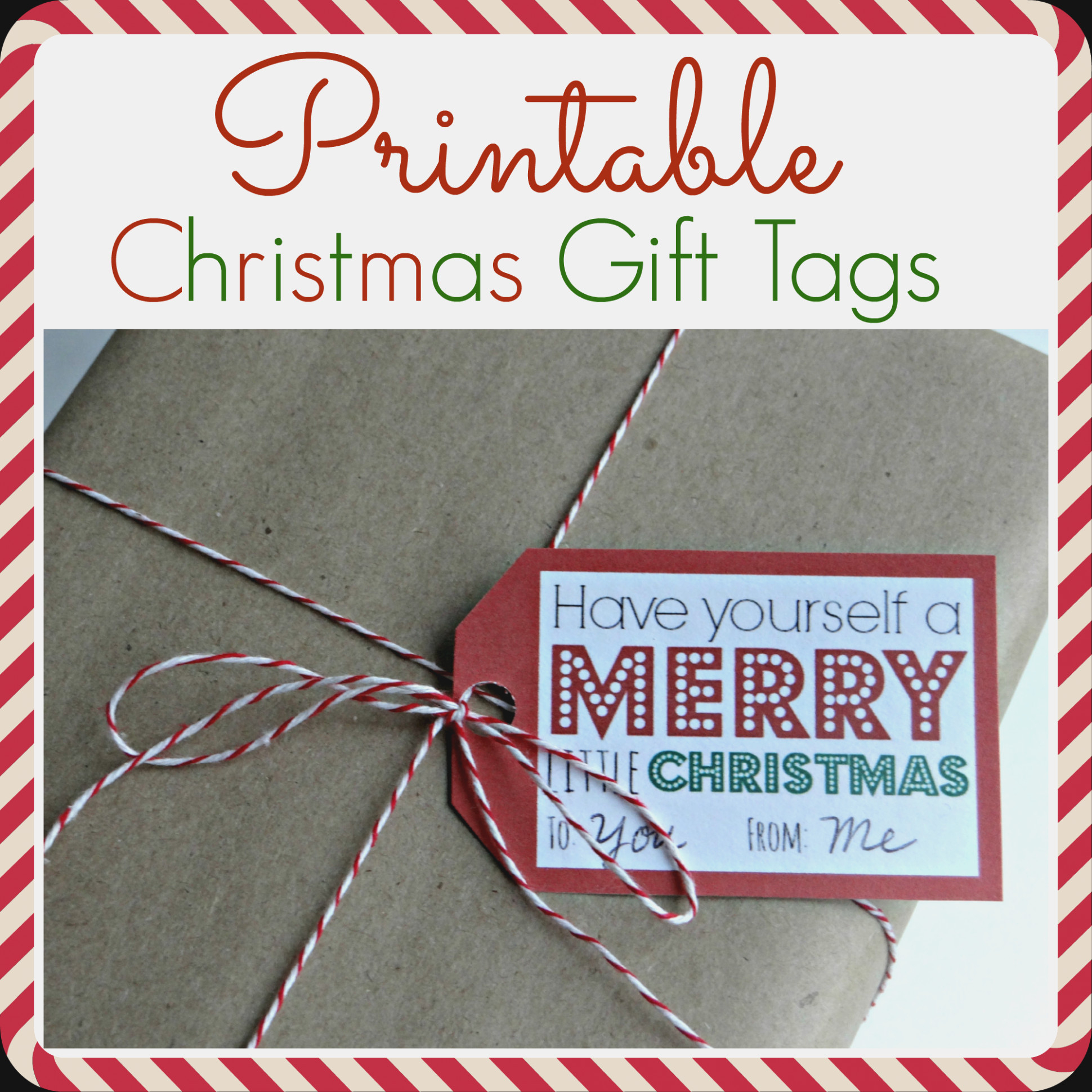Personalized Gift Tags Free Printable – Printable 12 Degree - Free Printable Gift Tags Personalized