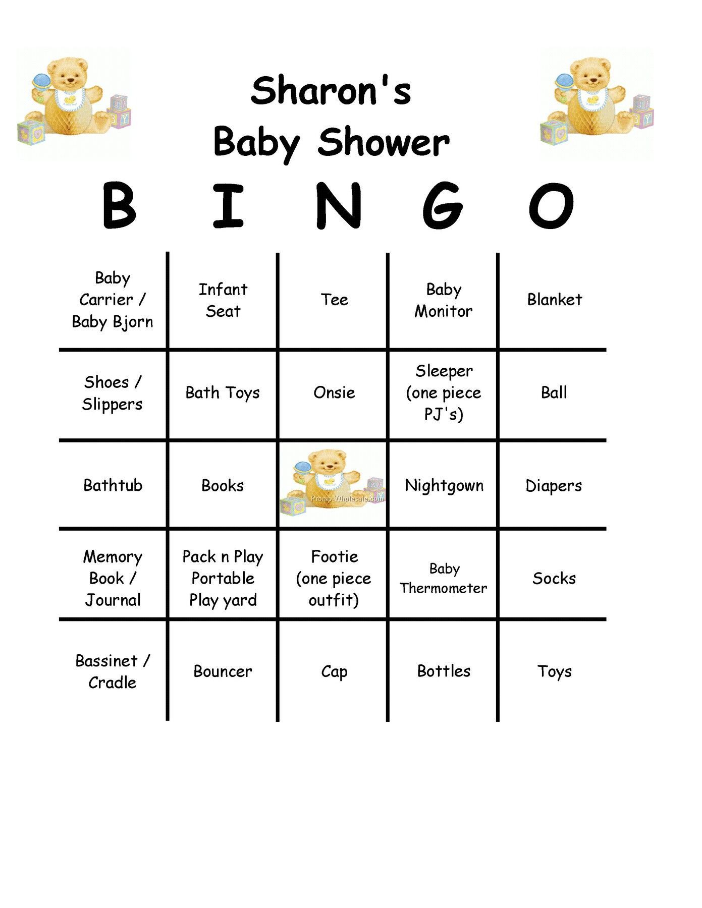 Photo : 7C33111211A686030De111057A3C87 Free Printable Minnie Image - Free Printable Baby Shower Games In Spanish