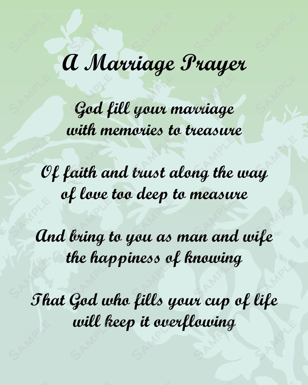 Pick A Poem For Bride And Groom   Marriage Prayer Poem Love Poem For - Free Printable Love Poems For Him