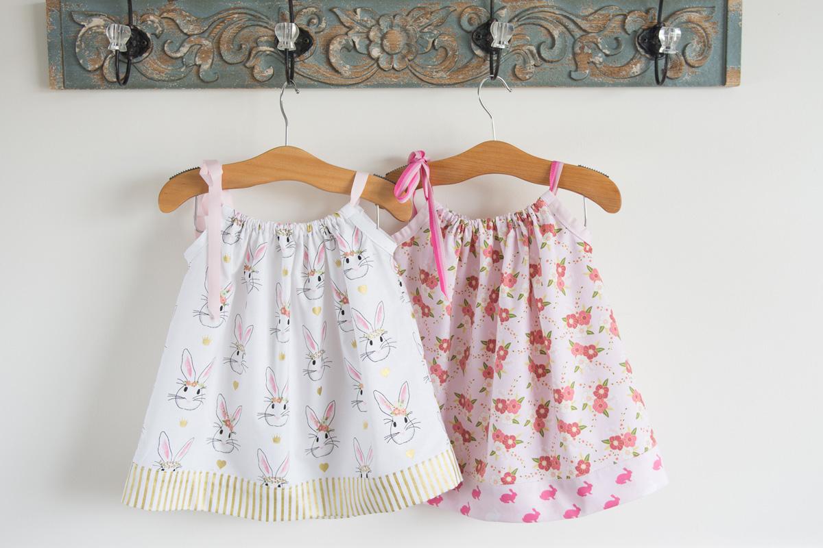 Pillowcase Dress Tutorial   Weallsew - Free Printable Pillowcase Dress Pattern