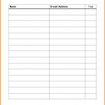 Pin On Dojo Marketing Ideas   Free Printable Sign In Sheet Template