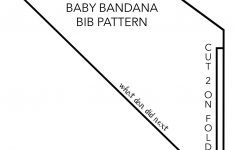 Pinannie Peralta On Baby Boy | Pinterest | Baby Sewing, Baby - Free Printable Baby Bandana Bib Pattern