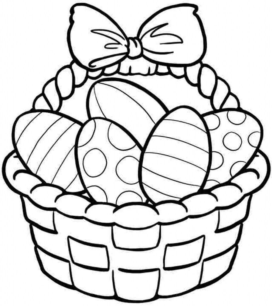 Pinbonnie Perry On Paityn | Pinterest | Easter Colouring, Easter - Free Printable Easter Coloring Pages For Toddlers