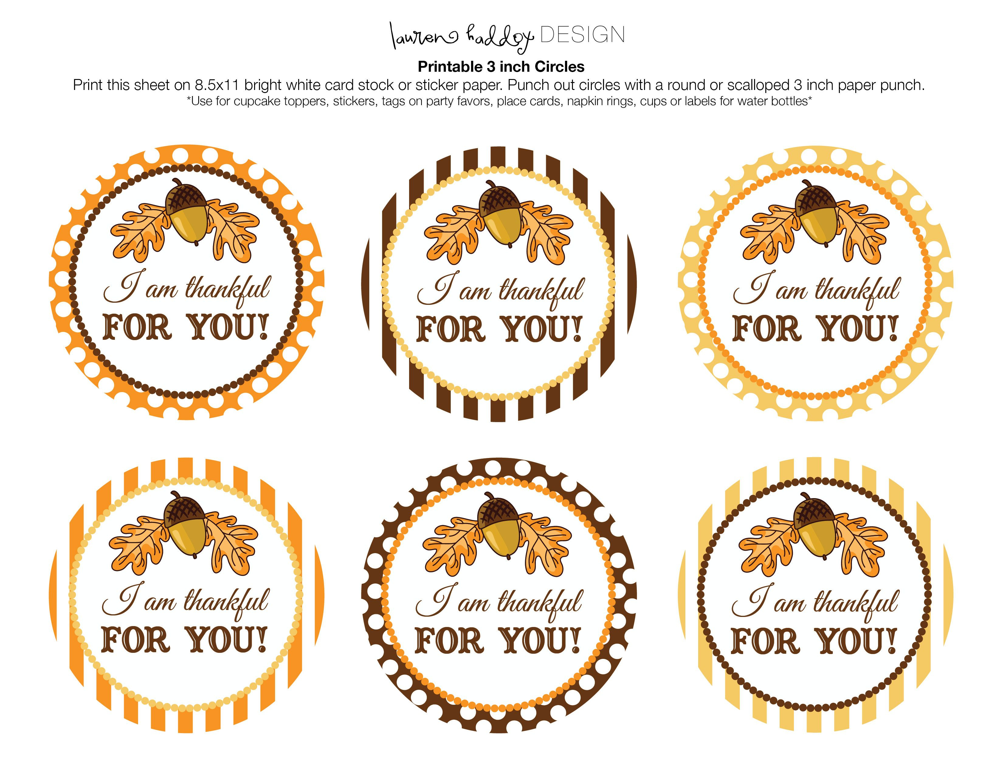 Pincathy Carr On Ho Ho Ho | Pinterest | Thanksgiving Gifts - Thankful For You Free Printable Tags