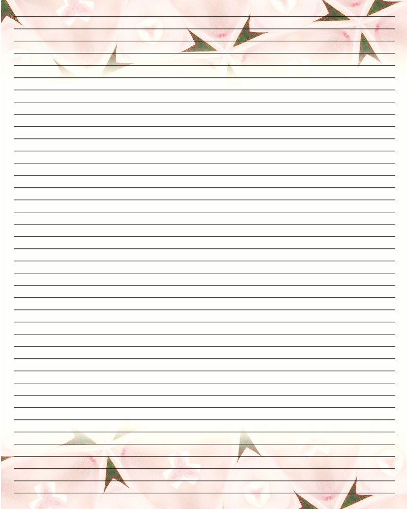 Pineileen Lanting On Papre   Writing Paper, Journal Template - Free Printable Letter Writing Templates