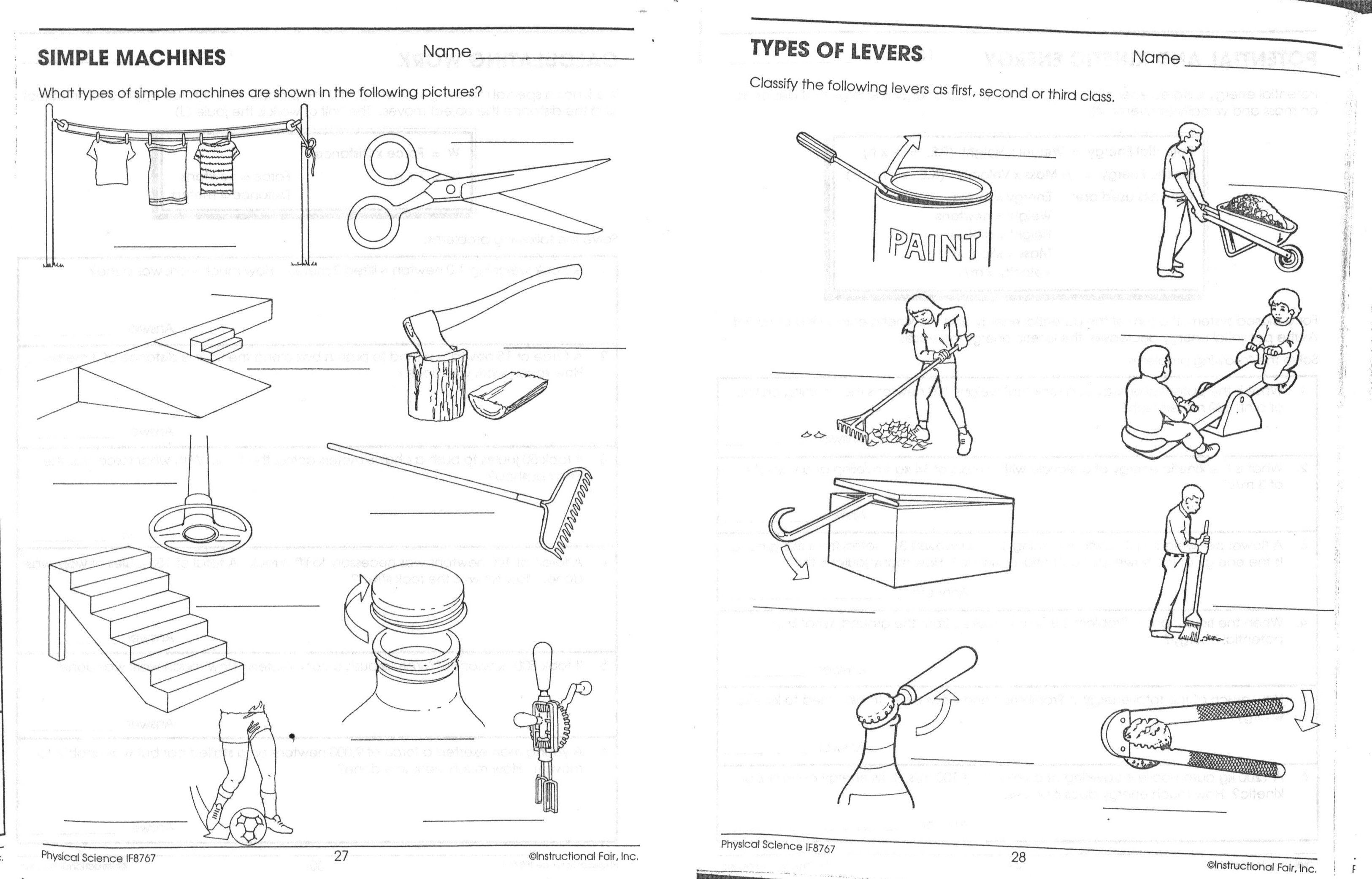 Pinjennifer Swindle On Teaching | Pinterest | Kinetic Energy - Free Printable Worksheets On Potential And Kinetic Energy
