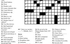Pinjim Fraunberger On Crossword Puzzles | Pinterest | Printable - Free Printable Word Search Puzzles For High School Students